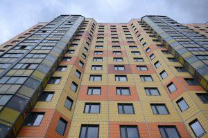 Три многоэтажных дома возвели в жилом комплексе на юге Москвы. Фото: архив, «Вечерняя Москва»