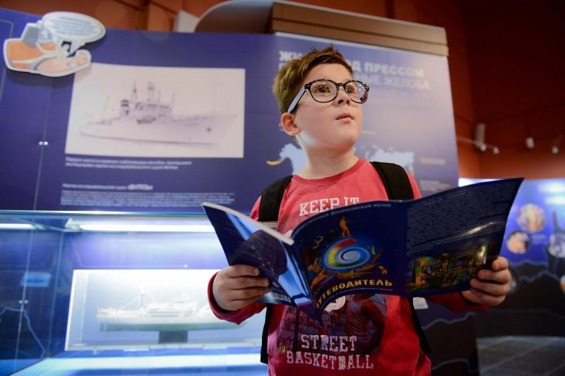 Дарвиновский музей откроет программу «Навстречу Рождеству»