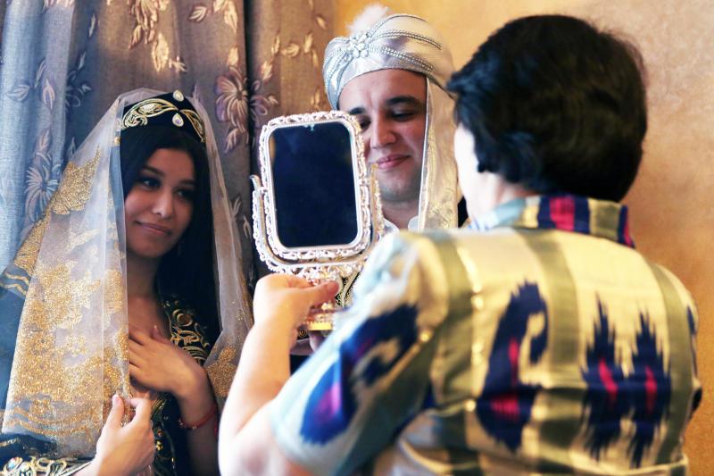 Музей-заповедник «Царицыно» раскроет свадебные традиции Востока