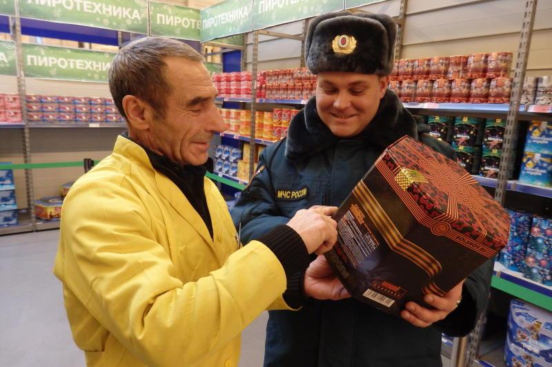 Рейды повычислению контрафактной пиротехники начались в российской столице