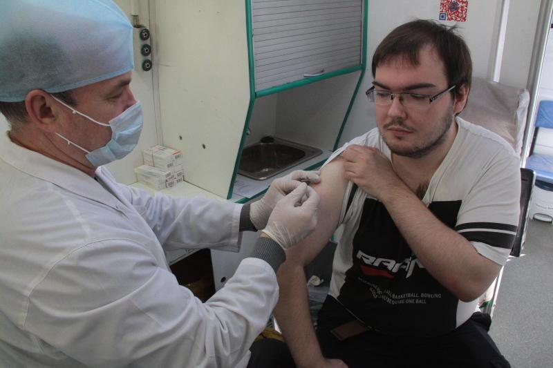 Всамом начале зимы в столицеРФ зарегистрировали всего 4 случая гриппа