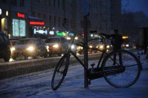 Начало зимы выдалось снежным. Фото: Александр Кожохин