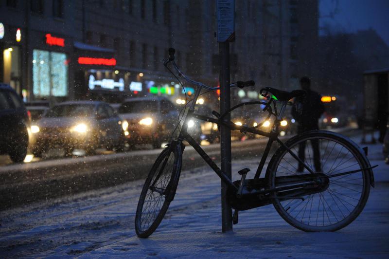 Более половины месячной нормы осадков зафиксировали в Москве за первую неделю декабря