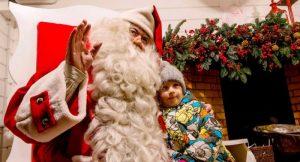 Санта-Клаус из Лапландии станет гостем московского фестиваля «Путешествие в Рождество». Фото: mos.ru