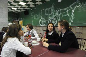 Три новых ресторана вместо школьных столовых открылось в образовательных организациях Южного округа. Фото: архив, «Вечерняя Москва»
