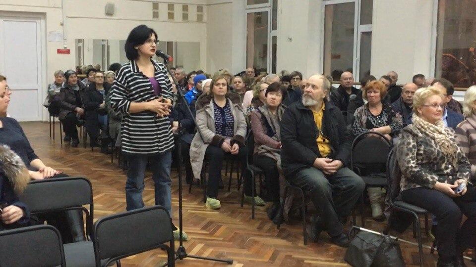 Жителям Зябликова представили проект благоустройства Орехового бульвара