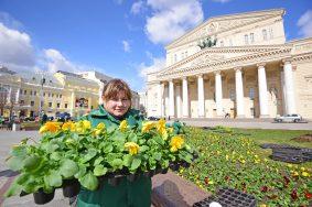 Москва обогнала по озеленению многие мировые мегаполисы