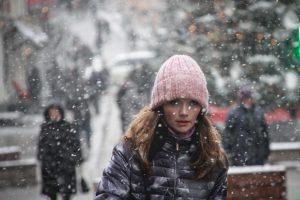 Столбики термометров зафиксируют до минус восьми градусов. Фото: Павел Волков, «Вечерняя Москва»