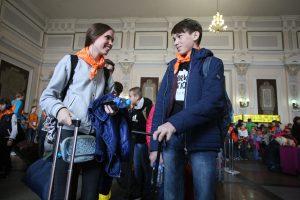 """Более 250 школьников получат бесплатные путевки в детские лагеря. Фото: архив, """"Вечерняя Москва"""""""