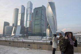 Площадка располагается на 89 этаже башни «Восток» комплекса «Федерация». Фото: Артем Житенев, «Вечерняя Москва»