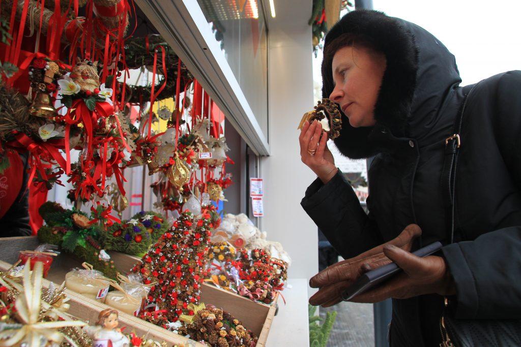 Москвичи признали ватрушки самым популярным рождественским блюдом