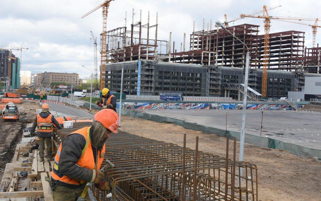 Торговый центр на 60 тысяч «квадратов» вырастет у метро «Некрасовка»