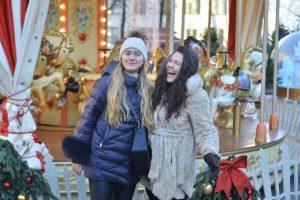 «Путешествие в Рождество» посетили рекордное количество человек за все время его существования. Фото: «Вечерняя Москва»