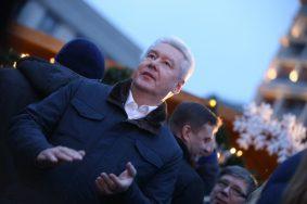 Мэр Москвы сообщил о 10 миллионах гостей праздничных площадок столицы