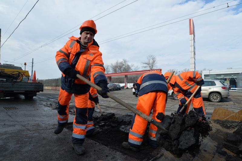 Варшавское шоссе и Нагорный проезд благоустроят в 2018 году