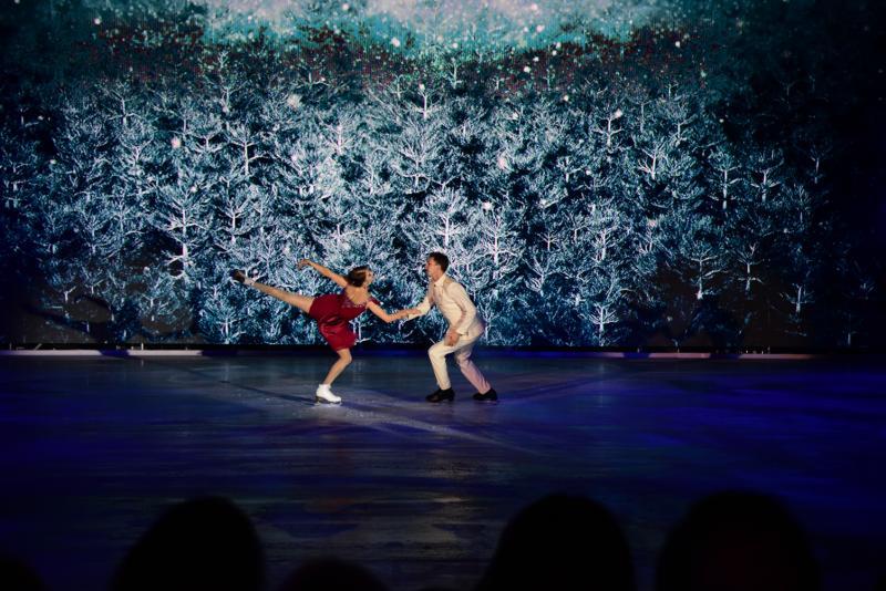 Спектакли на льду с участием звезд фигурного катания организуют в Москве