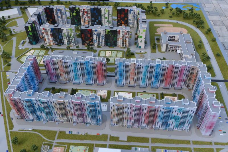 Навостоке столицы вырастет новый жилой квартал на150 тыс. кв.м