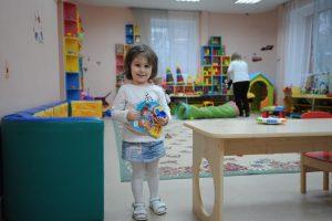 За счет инвесторов в Южном округе в 2017 году появилось два детсада. Фото: Пелагия Замятина, «Вечерняя Москва»