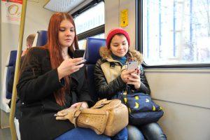 Доступная функция прямой связи пассажира с Центральной ППК через мобильное приложение станет удобным и оперативным каналом взаимодействия. Фото: Светлана Колоскова, «Вечерняя Москва»