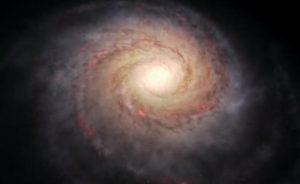 Большая часть галактик в окружающей нас Вселенной, в том числе и сам Млечный Путь, является частью более крупных сгустков материи, скоплений и суперскоплений галактик.Фото: скриншот видео Youtube