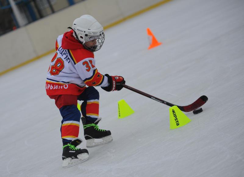 Праздник «Зимние забавы» организует Центр физической культуры и спорта