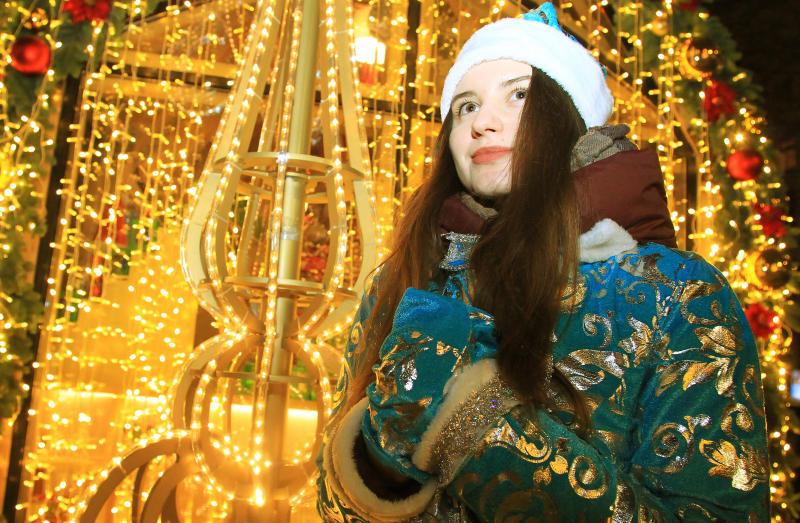 Гостей «Путешествия в Рождество» научат создавать и декорировать валенки