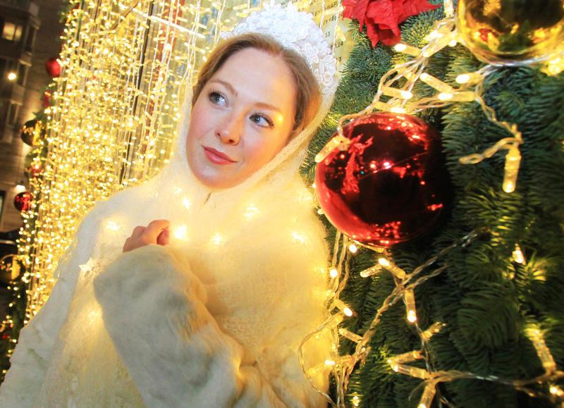 Жители и гости Москвы пройдут тест «Принцессы на горошине»