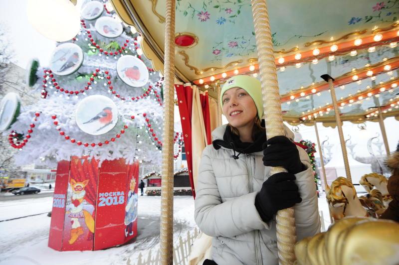 Свыше ста мероприятий пройдут в Москве на Старый Новый год