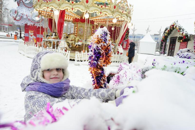 Москвичи оценят фестиваль «Путешествие в Рождество»