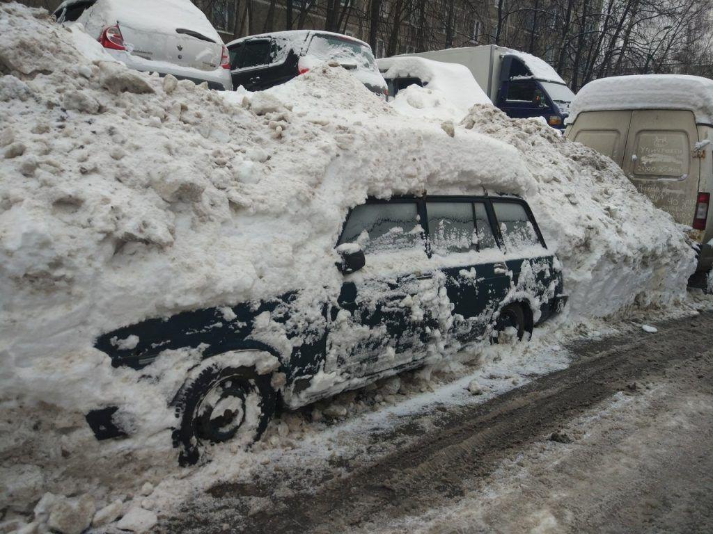 Машина уборке не помеха