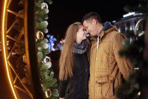Влюбленные посетят самые романтические места Москвы