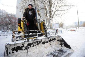 Москва подготовилась к сильному снегопаду