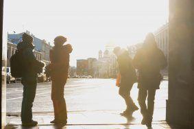Ясная и морозная погода сохранится во вторник на территории Москвы