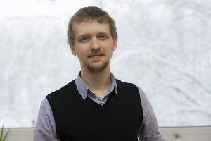 Молодой ученый, педагог научно-образовательного центра «НЕВОД» Егор Задеба. Фото: предоставлено пресс-службой НИЯУ МИФИ