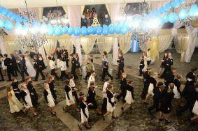 День защитника Отечества отметят кадетским балом.Фото: архив, «Вечерняя Москва»
