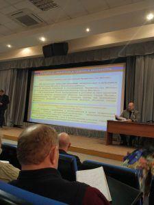 Специалисты по ГОиЧС Москвы подвели итоги и обсудили предстоящие задачи. Фото: Управление по ЮАО Департамента ГОЧСиПБ