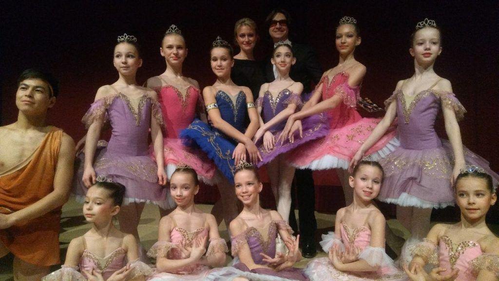 Воспитанники балетной школы «Армида» вернулись из Берлина с победой