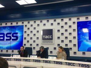 В столице состоялась пресс-конференция «Новые образовательные проекты для бизнеса от Правительства Москвы». Фото: Мария Иванова