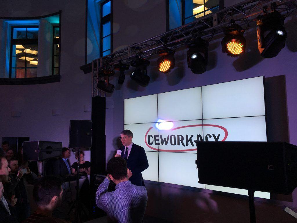 Крупнейший в стране технологический центр открыли в Москве