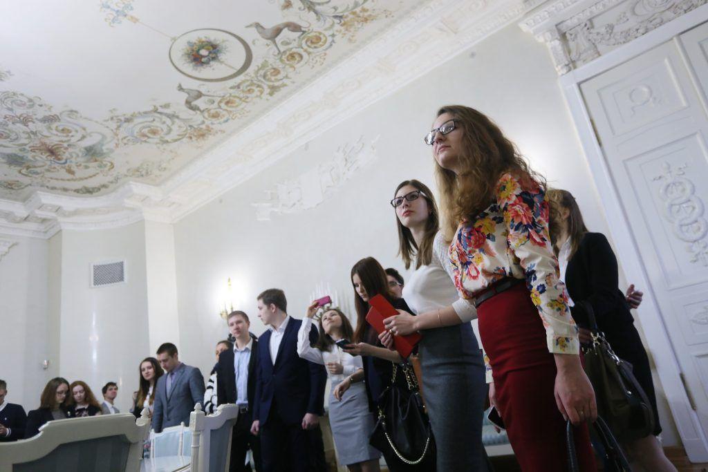 Количество мест для стажировки в мэрии Москвы увеличили втрое
