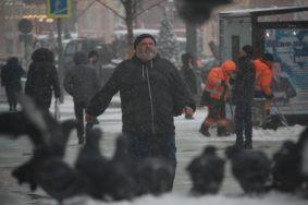 Морозный день ожидает москвичей 23 февраля.Фото: архив, «Вечерняя Москва»