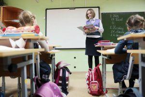 К зданию школы №504 пристроят корпус начальных классов. Фото: архив, «Вечерняя Москва»