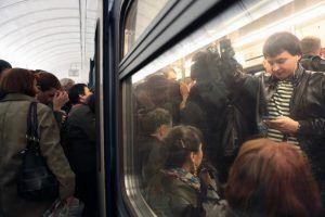 """Движение поездов восстановлено и введено в график. Фото: """"Вечерняя Москва"""""""