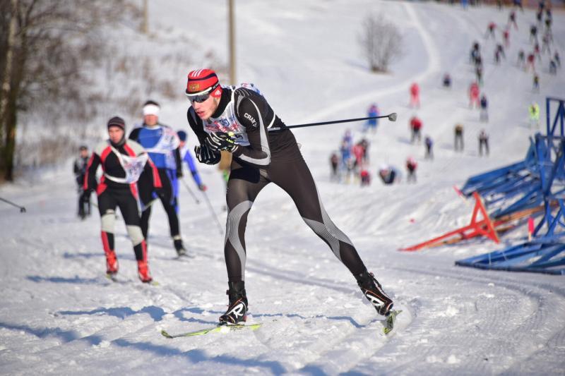 Первенство ЮАО по лыжным гонкам пройдет в парке «Садовники»