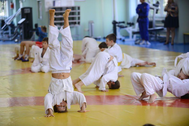 Десять медалей завоевали воспитанники спортшколы №47 на соревнованиях по дзюдо