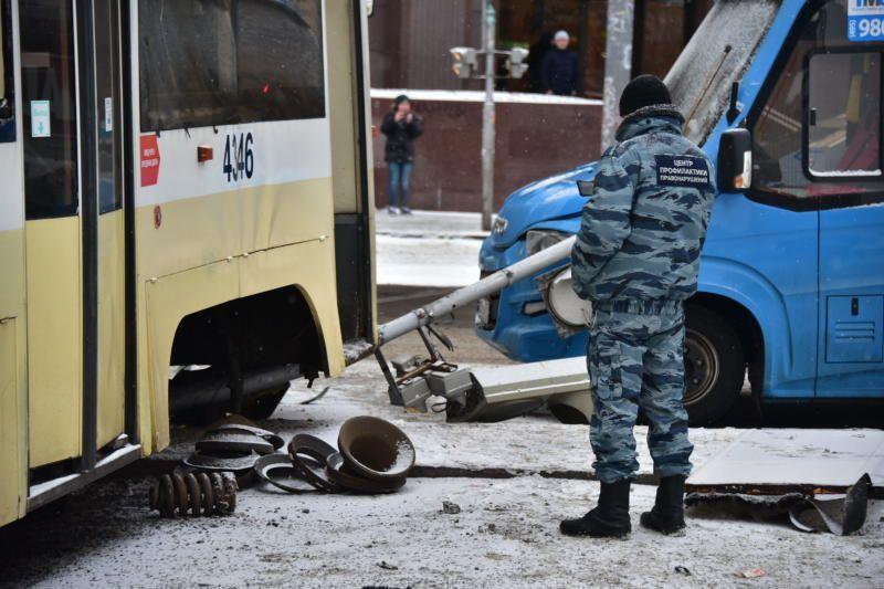 Движение на юго-западе Москвы вошло в график после аварии