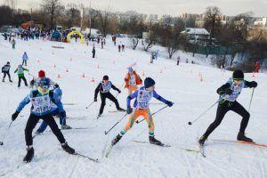 В Южном округе на «Лыжню России» прибыло более 2 000 человек. Фото: архив, «Вечерняя Москва»