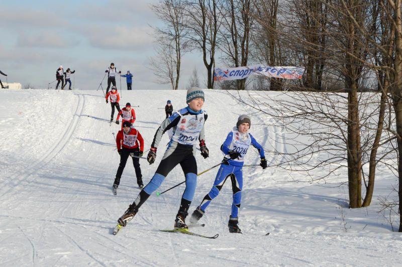 Первенство ЮАО по лыжным гонкам пройдет на Нижнецарицынской трассе
