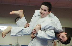 Соревнования рассчитаны на спортсменов в возрасте от шести до 11 лет. Фото: Наталия Нечаева, «Вечерняя Москва»