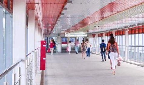 Пешеходный переход в 1-м Кожуховском проезде оборудуют для маломобильных граждан